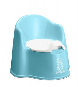 Babybjörn Fauteuil Pot Turquoise