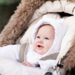 Passer l'hiver avec bébé
