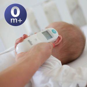 liste de naissance thermometre auriculaire pour bebe