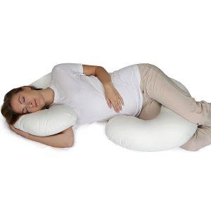 meilleur oreiller de grossesse en forme de c oreiller Supportiback