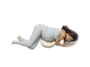 meilleur oreiller de grossesse de grossesse de coin - chicco