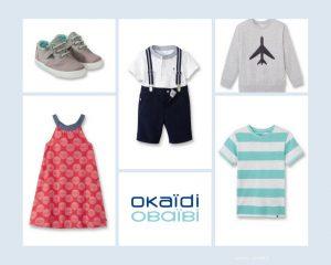 Okaidi Soldes été 2018 vetements Enfant