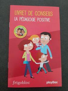 carnet conseils pedagogie positive