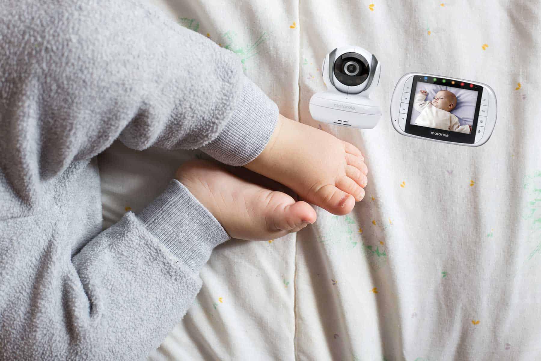 mailleur babyphone vidéo 2019