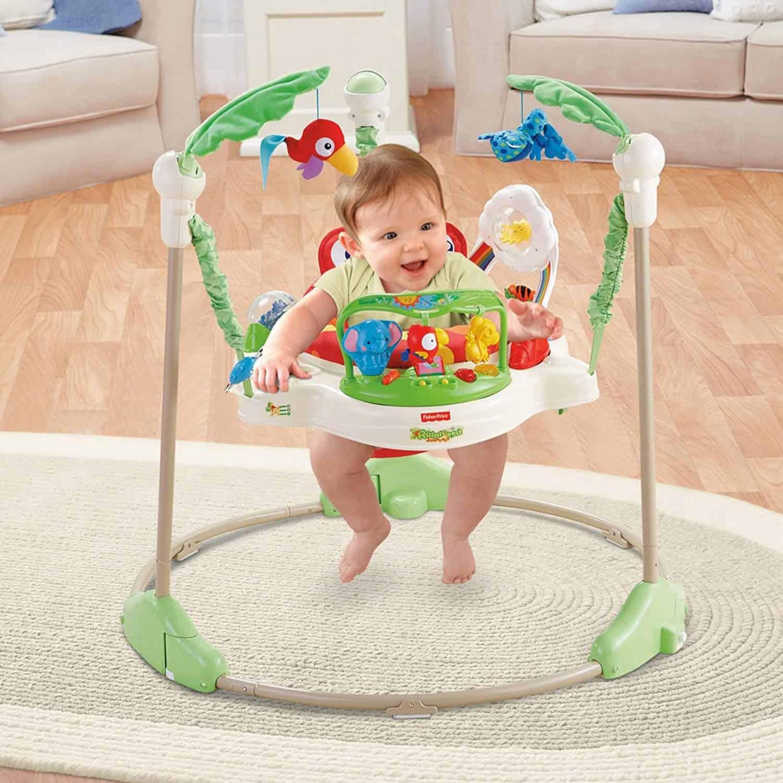 sauteur bébé
