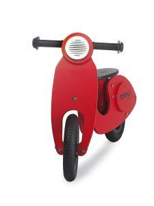 draisienne en bois scooter