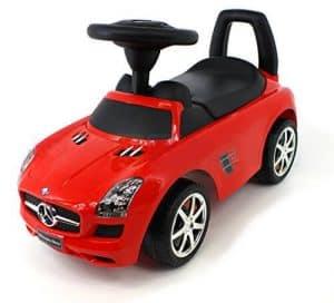 Mercedes-Benz SLS AMG Porteur pour bébé