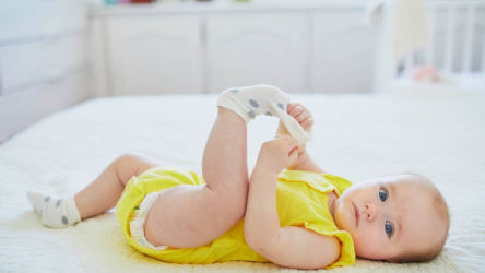 Comment habiller son bébé pour le réveillon ?