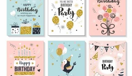 Quelle carte d'invitation d'anniversaire pour une fille ou un garçon : 10 idées pour écrire la vôtre