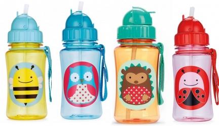 Bien choisir une bouteille d'eau réutilisable pour ses enfants