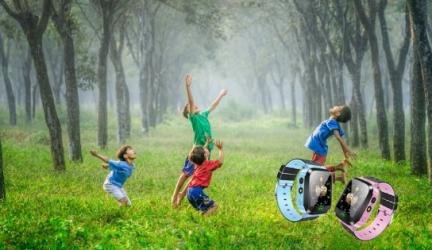Montre GPS pour enfant, 7 avantages pratiques