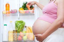 Le régime alimentaire de la femme enceinte