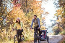 Quelle remorque vélo enfant choisir ?